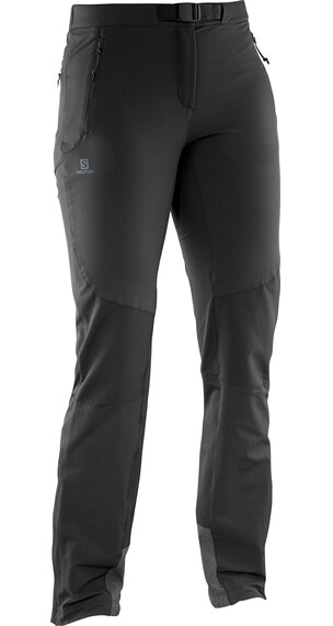 Salomon W's Wayfarer Mountain Pant Black